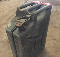 Jerry Cans ex military (large quantity)