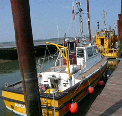 Work Safety Boat GRP 11.9m