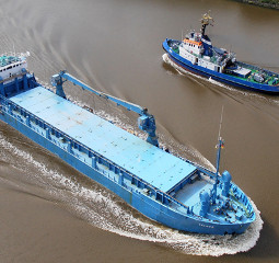 General Cargo Ship 68m