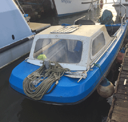 Dory 5.1m with 30hp Mariner
