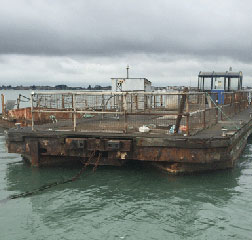 Landing Stage Pontoon